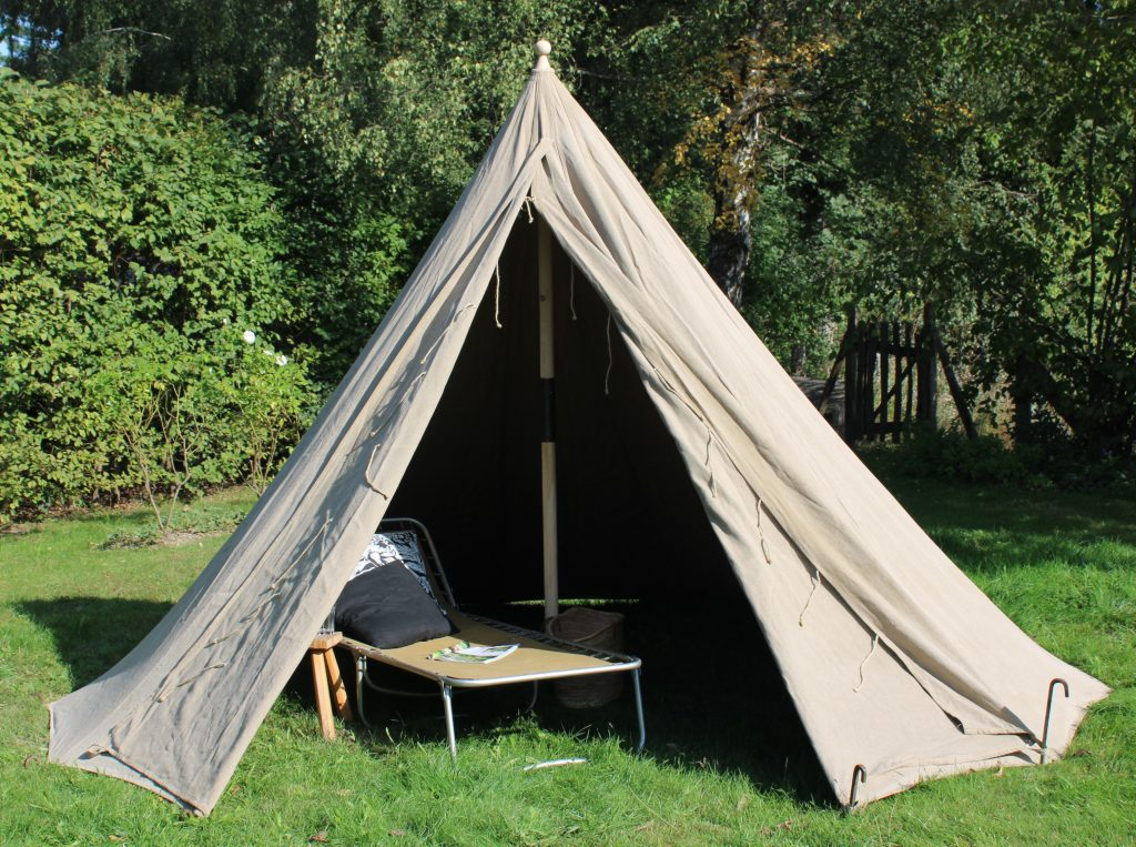 Kegelzelt Conical tent Rundzelt